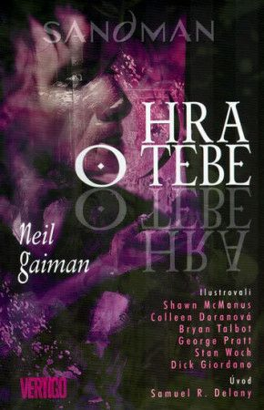 Neil Gaiman: Sandman 5: Hra o tebe cena od 289 Kč