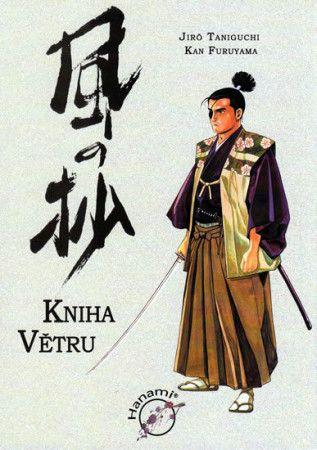 Jiro Taniguchi, Kan Furuyama: Kniha větru cena od 182 Kč