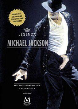 Jason King: Legenda Michael Jackson cena od 772 Kč