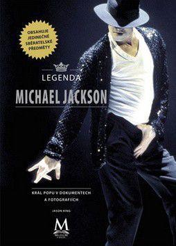 Jason King: Legenda Michael Jackson cena od 605 Kč