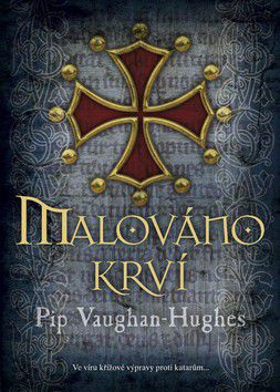Pip Vaughan Hughes: Malováno krví cena od 72 Kč