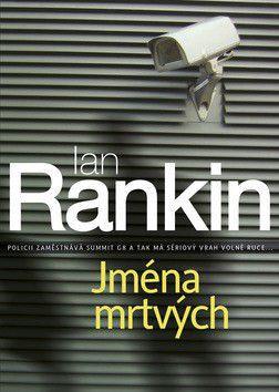 Ian Rankin: Jména mrtvých cena od 167 Kč