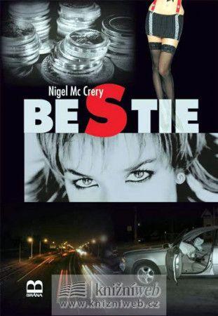 Nigel McCrery: Bestie - Brána cena od 99 Kč