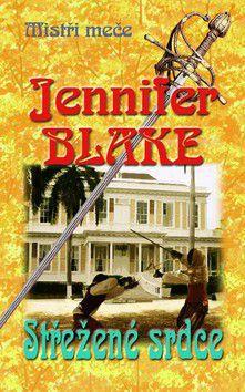 Jennifer Blake: Střežené srdce cena od 0 Kč