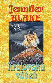 Jennifer Blake: Královská vášeň cena od 223 Kč