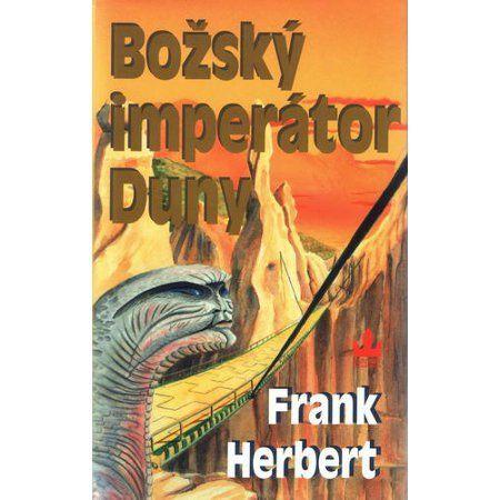 Frank Herbert: Božský imperátor Duny cena od 249 Kč