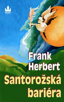 Frank Herbert: Santorožská bariéra cena od 214 Kč