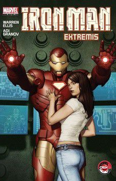 Warren Ellis: Iron Man: Extremis cena od 0 Kč
