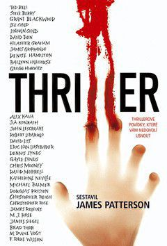 James Patterson: Thriller cena od 208 Kč