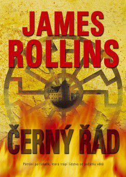 James Rollins: Černý řád cena od 300 Kč