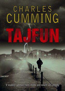Charles Cumming: Tajfun cena od 170 Kč