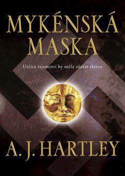 A. J. Hartley: Mykénská maska cena od 269 Kč