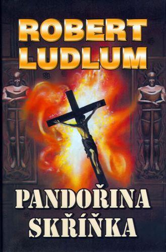 Robert Ludlum: Pandořina skříňka - Domino - 2. vydání cena od 99 Kč