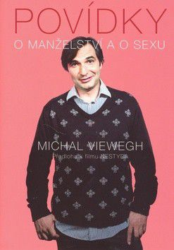 Michal Viewegh: Povídky o manželství a sexu cena od 176 Kč