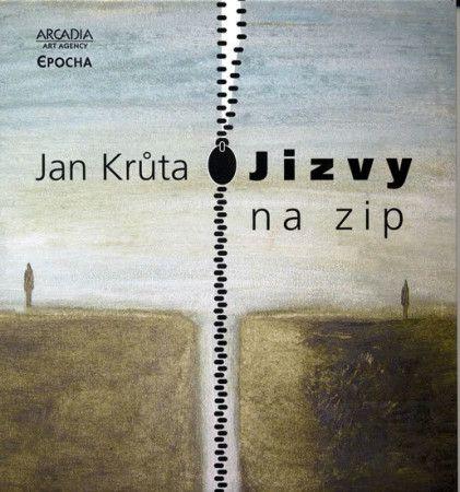 Jan Krůta: Jizvy na zip / Bylo-debilo cena od 129 Kč
