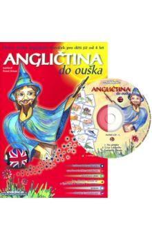 Angličtina do ouška + CD cena od 157 Kč