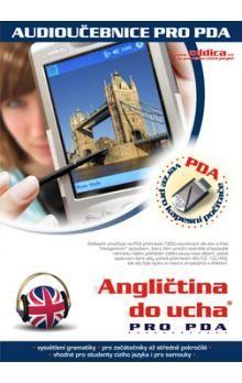 Angličtina do ucha pro PDA cena od 318 Kč