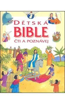 Anthony Lewis, Sophie Piper: Dětská bible cena od 334 Kč