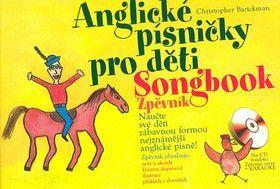 Christopher Barickman: Anglické písničky pro děti + CD cena od 0 Kč