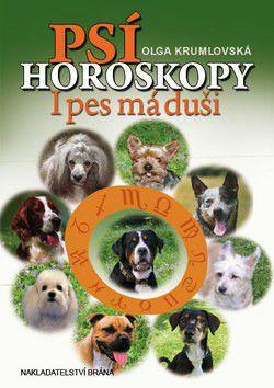 Olga Krumlovská: Psí horoskopy - I pes má duši cena od 175 Kč