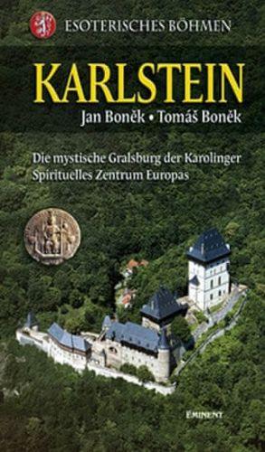 Jan Boněk, Tomáš Boněk: Karlstein cena od 260 Kč
