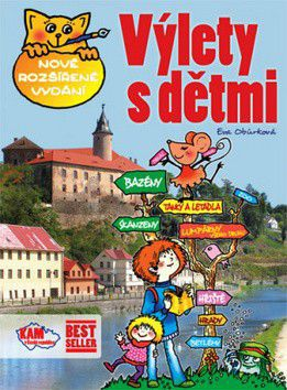 Eva Obůrková: Výlety s dětmi cena od 302 Kč