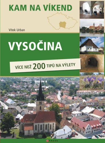 Vítek Urban: Vysočina cena od 219 Kč