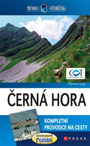 Werner Lips: Černá Hora cena od 317 Kč