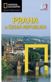 Stephen Brook: Praha a Česká republika cena od 460 Kč