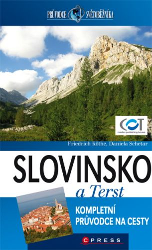 Daniela Schetar, Friedrich Köthe: Slovinsko a Terst cena od 152 Kč
