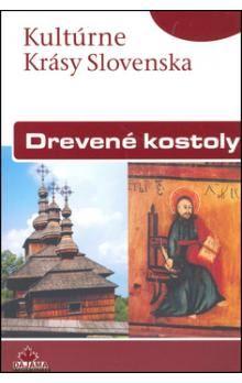 Drevené kostoly - Kolektív autorov cena od 193 Kč