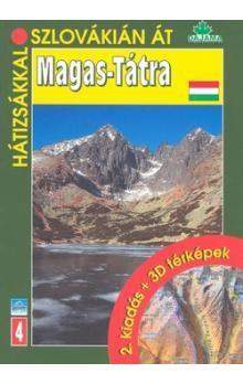 Ján Lacika: Magas-Tátra - 2. kiadás + 3D térképek (4) cena od 196 Kč