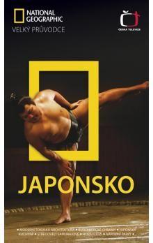 Nicholas Bornoff: Velký průvodce - Japonsko cena od 515 Kč