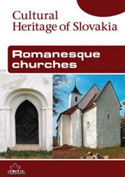Štefan Podolinský: Romanesque churches - Cultural Heritage of Slovakia cena od 0 Kč