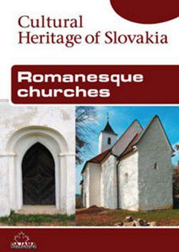XXL obrazek Štefan Podolinský: Romanesque churches