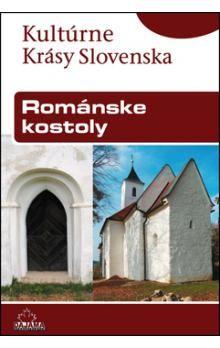Štefan Podolinský: Románske kostoly - Kultúrne krásy Slovenska cena od 188 Kč
