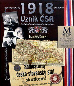 František Emmert: 1918: Vznik ČSR cena od 772 Kč