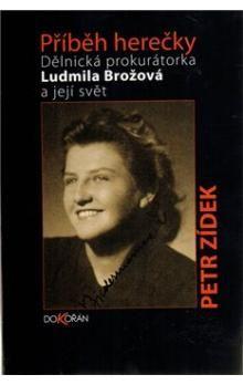 Petr Zídek: Příběh herečky cena od 196 Kč