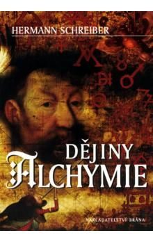 Hermann Schreiber: Dějiny alchymie cena od 245 Kč
