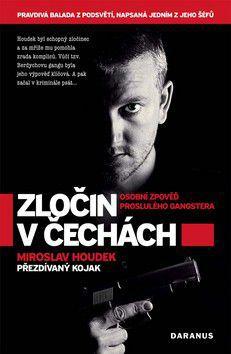 Miroslav Houdek: Zločin v Čechách cena od 175 Kč