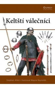 Stephen Allen: Keltští válečníci cena od 181 Kč
