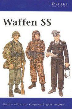 Gordon Williamson: Waffen SS cena od 296 Kč