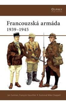Jan Summer, François Vauvillier: Francouzská armáda cena od 203 Kč
