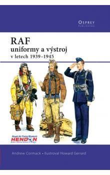 Andrew Cormack: RAF – uniformy a výstroj cena od 158 Kč