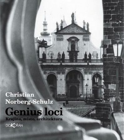 Christian Norberg-Schulz: Genius loci cena od 394 Kč