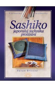 Susan Briscoe: Sashiko cena od 101 Kč