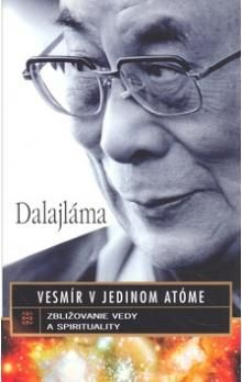 Dalajlama: Vesmír v jedinom atóme cena od 175 Kč
