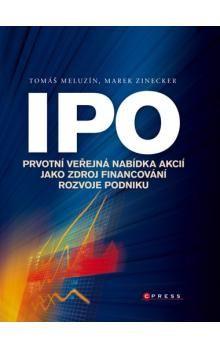 Tomáš Meluzín, Marek Zinecker: IPO cena od 382 Kč