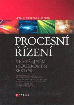 Monika Grasserová a kolekti: Procesní řízení cena od 313 Kč