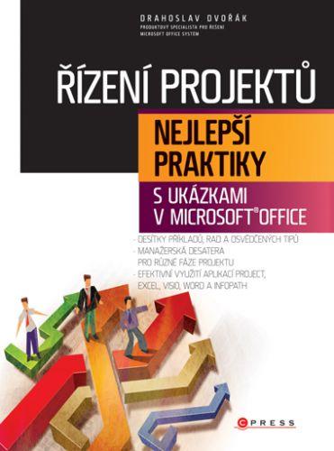 Drahoslav Dvořák: Řízení projektů cena od 237 Kč